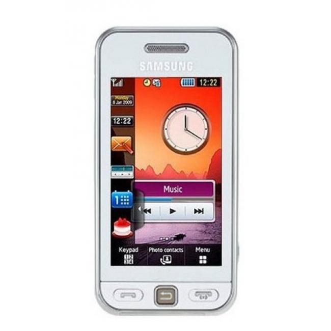 Обзор мобильных телефонов samsung s5230 и s5600 - сенсорные